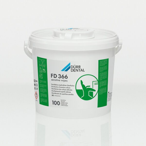 FD 366 sensitive wipes